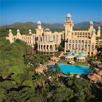 Land-based South Africa casino - Sun City